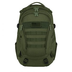 East West U.S.A Tactical Backpack 1 East West U.S.A RT523 Tactical Multi-Use Molle Assault Military Rucksacks Backpack