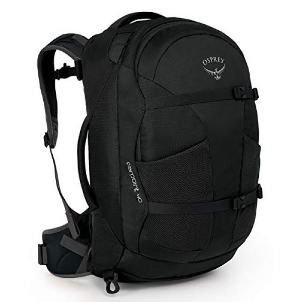 Osprey Tactical Backpack 1 Osprey Farpoint 40 Men's Travel Backpack
