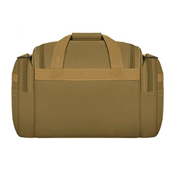 "East West U.S.A Tactical Backpack 3 East West U.S.A Tactical Outdoor Multi Pockets Heavy Duty 18"" Duffel Bag"
