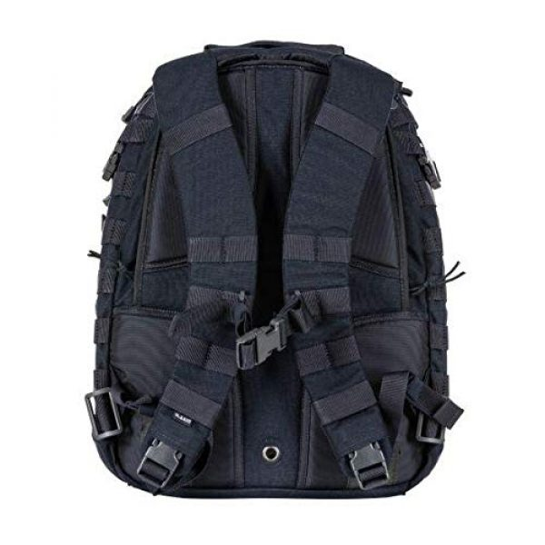 5.11 Tactical Backpack 3 5.11 Tactical RUSH24 Military Backpack, Molle Bag Rucksack Pack, 37 Liter Medium, Style 58601