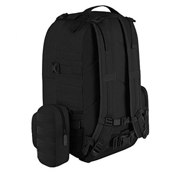 East West U.S.A Tactical Backpack 4 East West U.S.A RT505 Tactical Molle Military Rucksacks Assault Combat Trekking Bag