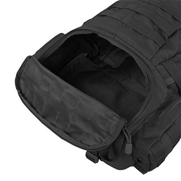 Condor Tactical Backpack 6 Condor Elite Titan BackPack, Black