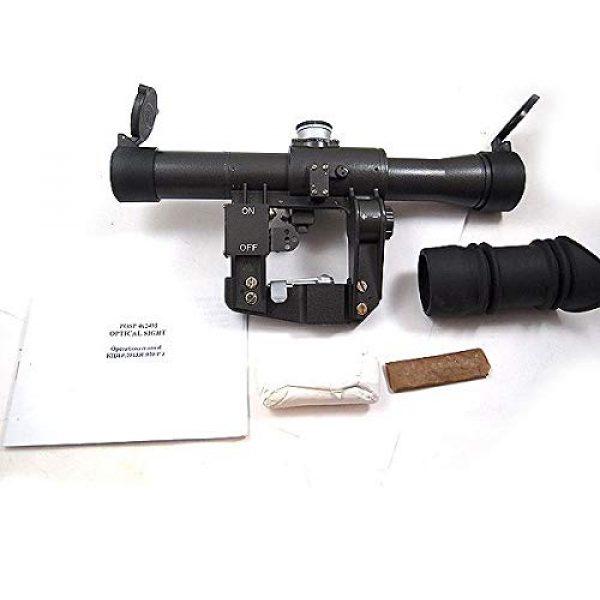 Kalinka Optics Rifle Scope 3 Kalinka Optics POSP 4x24 Rifle Scope, 400m Rangefinder, SVD