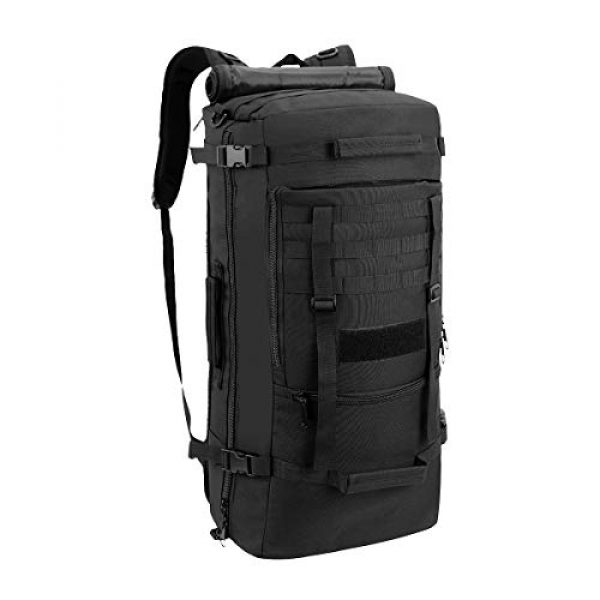 YOMEGO Tactical Backpack 1 YOMEGO Large Capacity Tactical Backpack Travel Rucksack Bag, Great Outdoor Duffle Bag for Men and Women, 60L