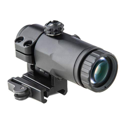 Meprolight Rifle Scope 2 Meprolight MX3-T 3X Magnifying Scope with Tactical Flip Mount
