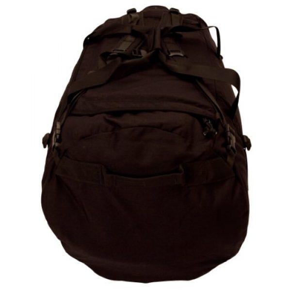 ForceProtector Gear Tactical Backpack 2 Hybrid Deployment Bag, Black