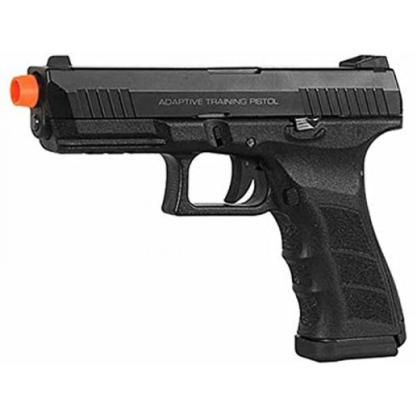 KWA Airsoft Pistol 2 KWA ATP GBB Airsoft Pistol