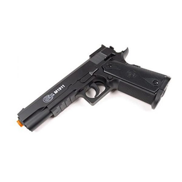 Colt Airsoft Pistol 3 Colt Special Combat 1911 CO2 Airsoft Pistol with Hop-Up, 400-450 FPS