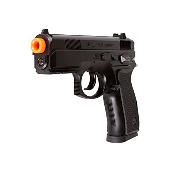 ASG Airsoft Pistol 3 ASG CZ 75 D Compact Spring Airsoft Pistol