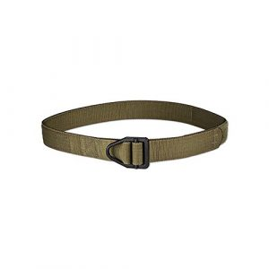 Uncle Mike's Tactical Belt 1 Uncle Mike's Off-Duty and Concealment 2 Layer Nylon Reinforced Instructor's Belt (Large, Black)
