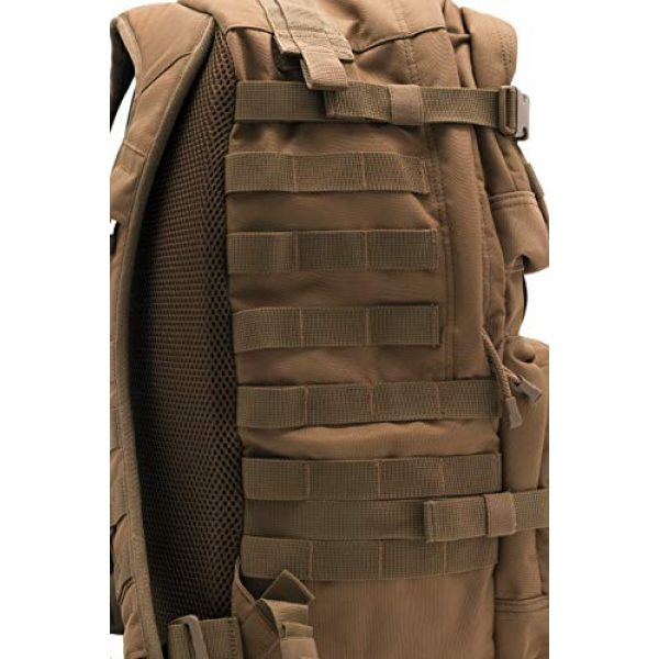 LA Police Gear Tactical Backpack 6 LA Police Gear 3 Day Tactical Backpack for Hunting, Military, Camping, Hiking, and Survival 2.0
