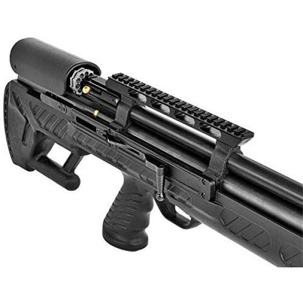 """Hatsan Air Rifle 3 Hatsan BullBoss Quiet Energy PCP Air Rifle, Side-Lever, 23"""" Barrel"""