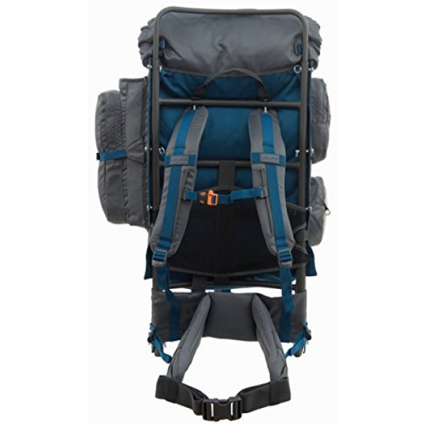 ALPS Mountaineering Tactical Backpack 5 ALPS Mountaineering Zion External Frame Pack, 64 Liters