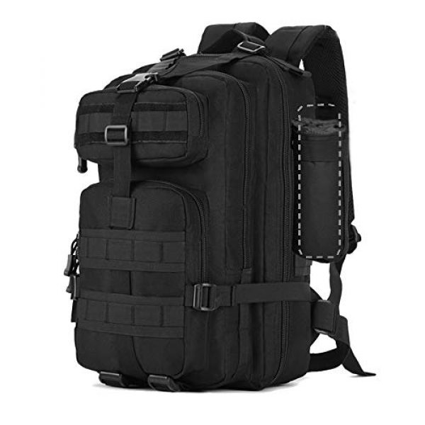Zology Tactical Backpack 1 Zology Military Tactical Backpack for BOB GHB MOLLE Assault Bag