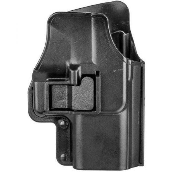 Billybee Airsoft Pistol 6 Billybee Full Size Metal Airsoft Spring Pistol Hand Gun w/Hard Shell Holster 6mm BB BBS