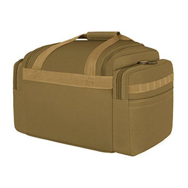 "East West U.S.A Tactical Backpack 4 East West U.S.A Tactical Outdoor Multi Pockets Heavy Duty 18"" Duffel Bag"