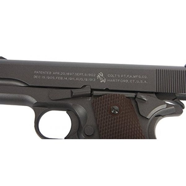 Colt Airsoft Pistol 4 Colt 100th Anniversary 1911 CO2 Full Metal Airsoft Pistol