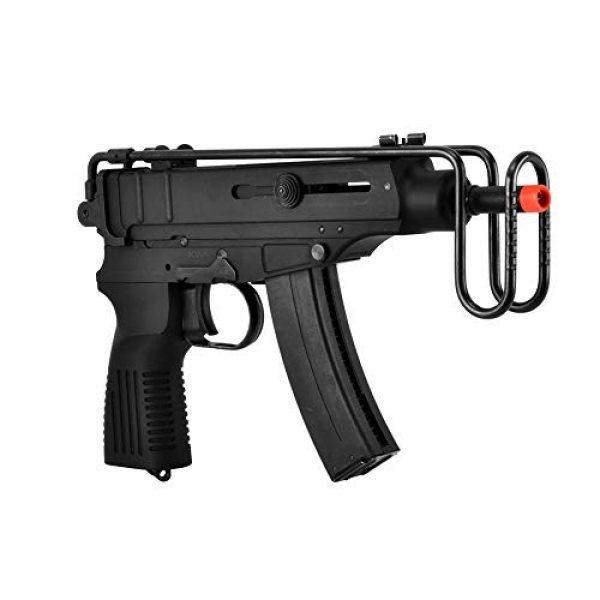 KWA Airsoft Pistol 1 KWA KZ61 Skorpion GBB Sub Machine Gun Airsoft Pistol