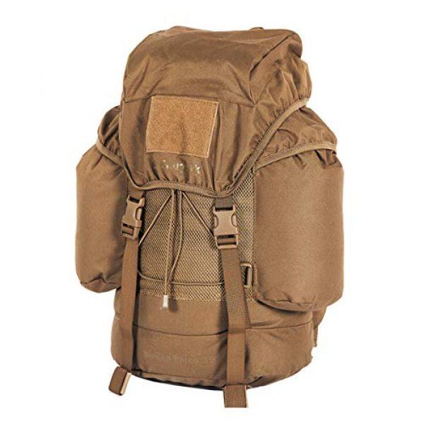 Snugpak Tactical Backpack 1 Snugpak Sleeka Force Backpack, Daypack with 2 Side Compartments, 35 Liter