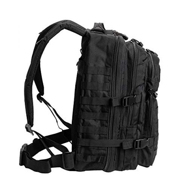 Mil-Tec Tactical Backpack 3 Mil-Tec Military Army Patrol Molle Assault Pack Tactical Combat Rucksack Backpack