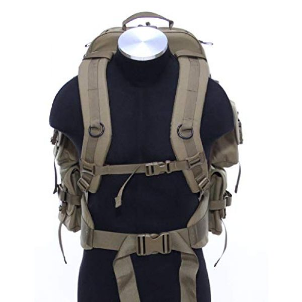 ForceProtector Gear Tactical Backpack 8 ForceProtector Gear Tac Pack Extreme, ACU
