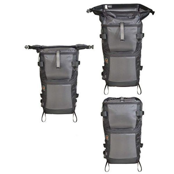 VenTerra Tactical Backpack 3 VenTerra Men's Bivy Hiking Backpack
