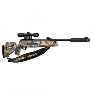 Hatsan Air Rifle 1 Hatsan Model 125SNC Combo .177cal Airgun, Mossy Oak Breakup Camo