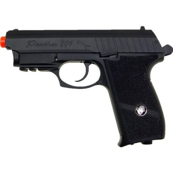 WG Airsoft Pistol 3 WG m84 full metal co2 airsoft pistol - black/sliver(Airsoft Gun)