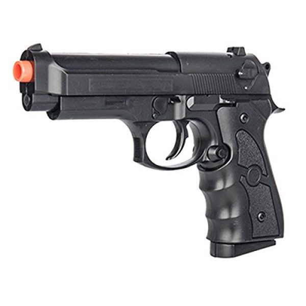 UKARMS Airsoft Pistol 1 UKARMS G52B Spring Powered Tactical Airsoft Pistol w/ 6mm BBS + Detachable Magazine