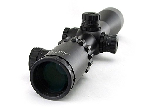 Visionking Rifle Scope 3 Visionking Rifle Scope 2-20x44 DL Trajectory Lock 30 Side Focus Tactical Hunting Rifle Scope Accurancy Sight
