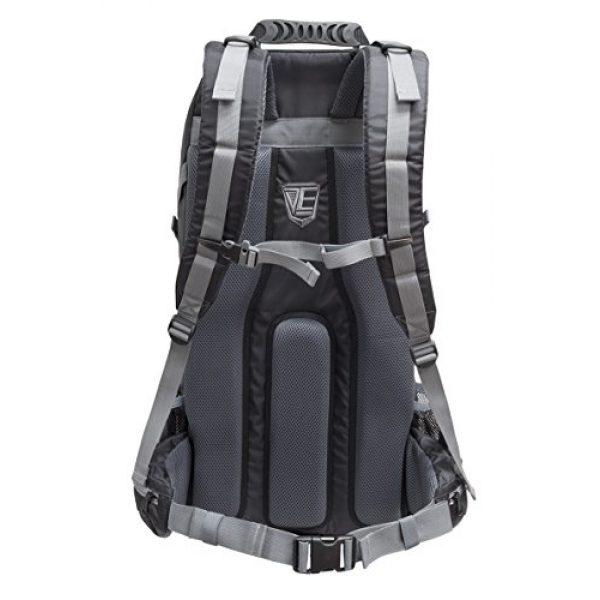 Elite Survival Systems Tactical Backpack 4 Elite Survival Systems ELS7725-B Stealth