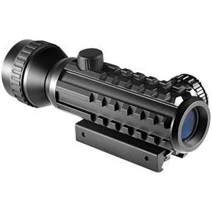 BARSKA Rifle Scope 1 BARSKA 2x30 IR Tactical Dot Sight Riflescope