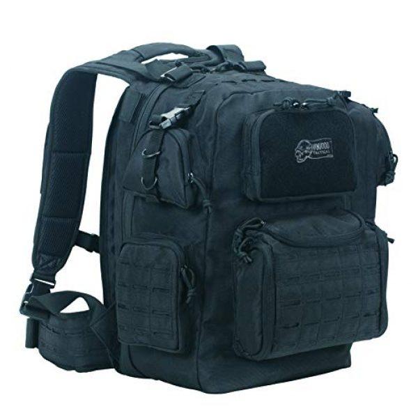 VooDoo Tactical Tactical Backpack 1 VooDoo Tactical Men's Matrix Pack, Black