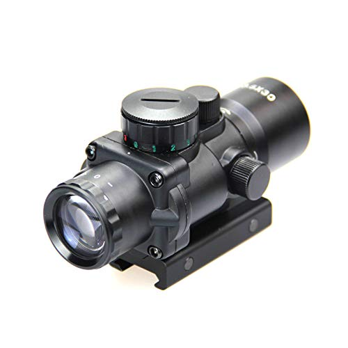 ZHRLQ Rifle Scope 1 ZHRLQ 3X Lens Optical Sight, Shockproof, Waterproof and Anti-Fog Adjustable Field of View, HD Bird Finder Accessories