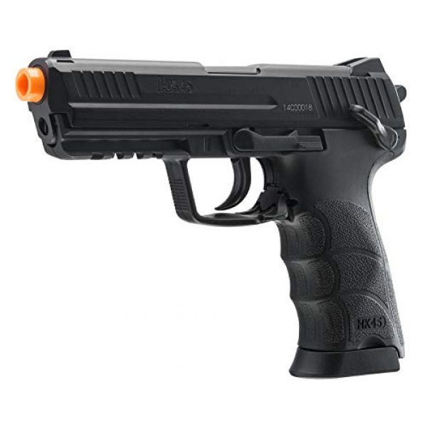 Elite Force Airsoft Pistol 1 Heckler & Koch HK45,CO2 Semi-Automatic 6mm Airsoft Pistol