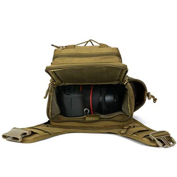 VISDOLL Tactical Backpack 4 VISDOLL DSLR Camera Bag Tactical shoulder Bag Outdoor Military Backpack