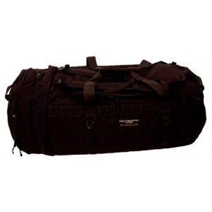 ForceProtector Gear Tactical Backpack 1 Hybrid Deployment Bag, Black