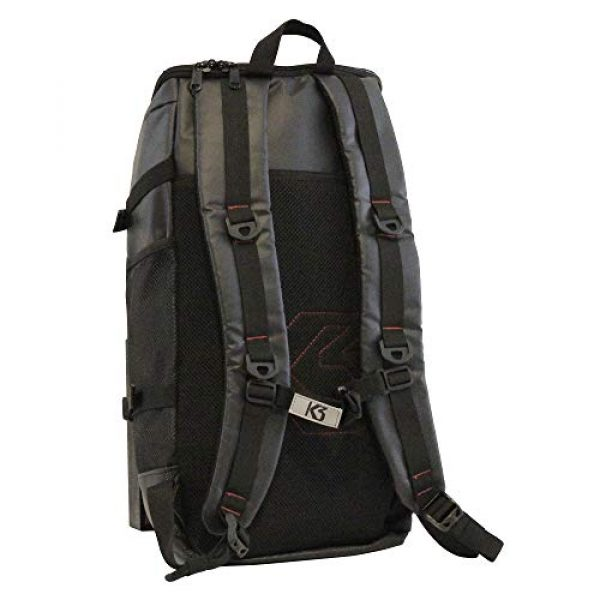K3 Tactical Backpack 4 K3 Alpha 24 Liter Weatherproof Water Resistant Backpack