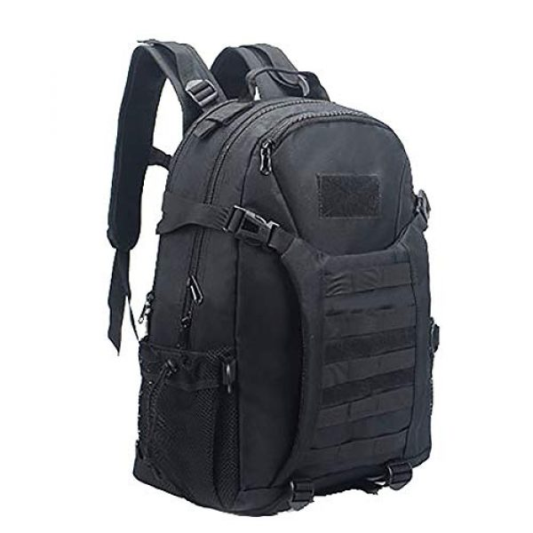 NewDoar Tactical Backpack 1 NewDoar Tactical Hydration Pack Backpacks with 3.0L Bladder for Hiking, Biking, Running, Walking and Climbing