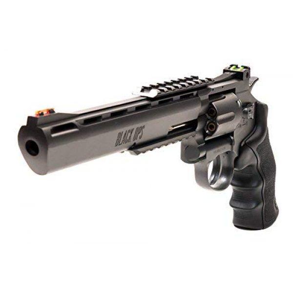 Black Ops Airsoft Pistol 1 Black Ops Exterminator Pistol - CO2 Pistol Revolver BB Gun Full Metal