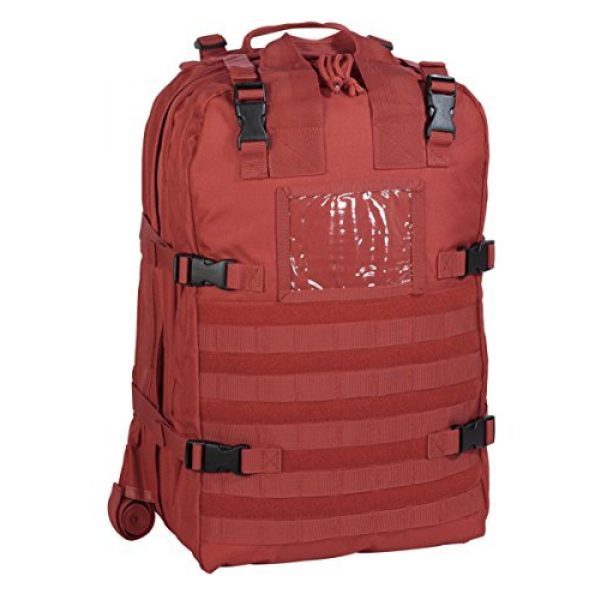 VooDoo Tactical Tactical Backpack 4 VooDoo Tactical New Jumpable Medical Backpack, Field Med Pack