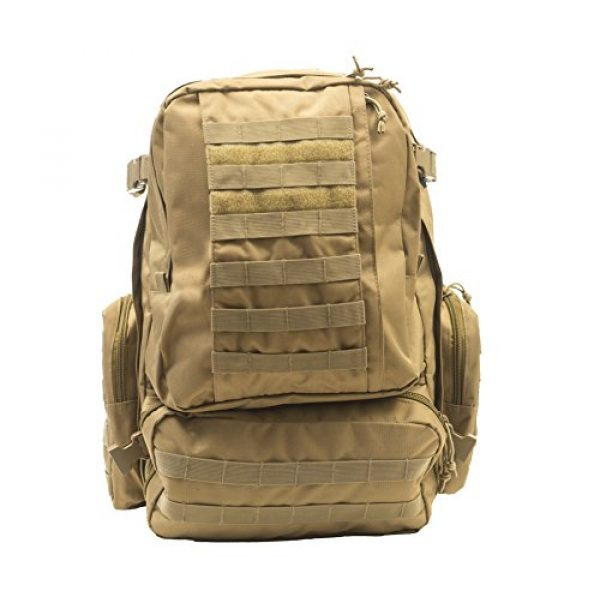 World Famous Sports Tactical Backpack 1 World Famous Sports Large 3 Day Tactical Backpack