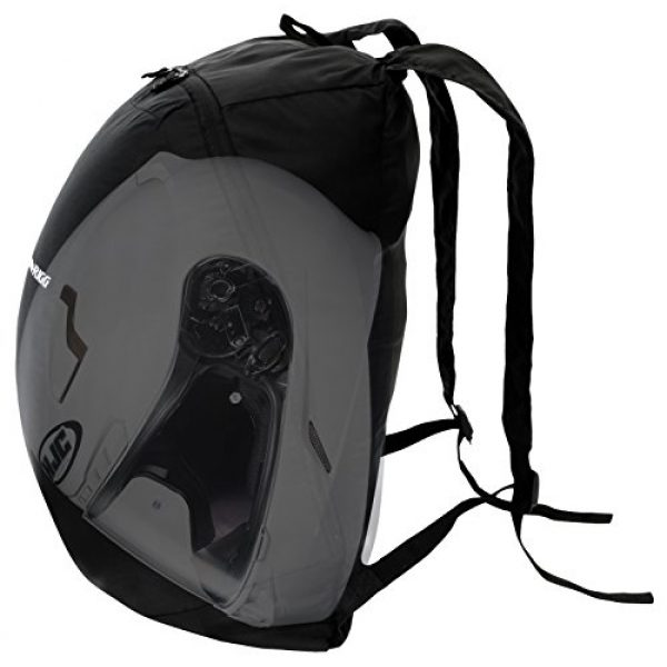Nelson-Rigg Tactical Backpack 4 Nelson-Rigg CB-PK30 Black Compact Backpack