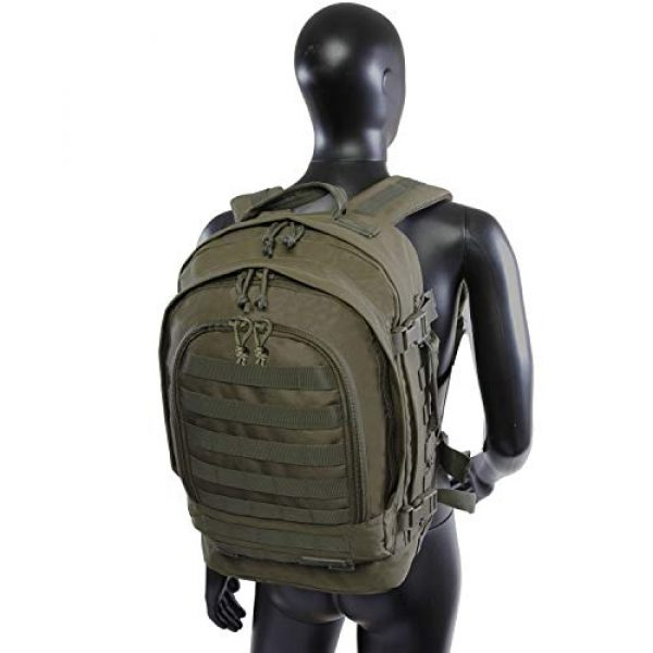 HIGHLAND TACTICAL Tactical Backpack 4 HIGHLAND TACTICAL Rumble