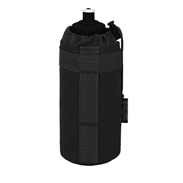 East West U.S.A Tactical Backpack 1 East West U.S.A RT531 Tactical Military Water Bottle Pouch Molle Kettle Bag Holder