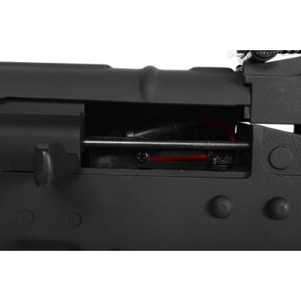 DE Airsoft Pistol 2 airsoft deltaforce tactical ksr full size smg with electronic red dot scope(Airsoft Gun)