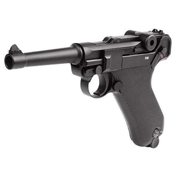 Legends Air Pistol 3 Legends Blowback P08 CO2 Pistol Kit, Full Metal air pistol