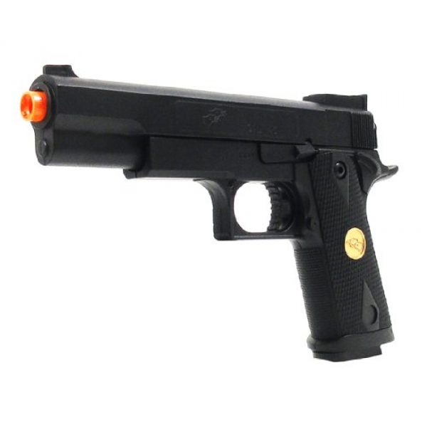 World Tech Toys Airsoft Pistol 1 spring double eagle p169 pistol fps-165 airsoft gun(Airsoft Gun)