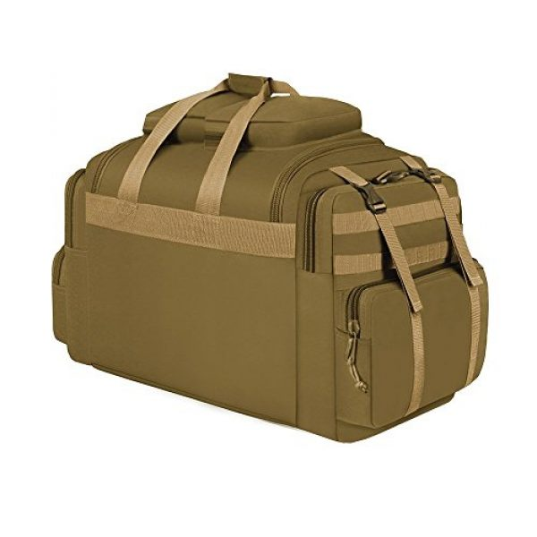 "East West U.S.A Tactical Backpack 4 East West U.S.A Tactical Outdoor Multi Pockets Heavy Duty 31"" Duffel Bag"
