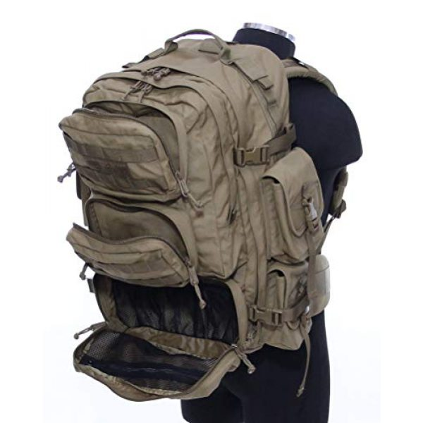ForceProtector Gear Tactical Backpack 6 ForceProtector Gear Tac Pack Extreme, ACU